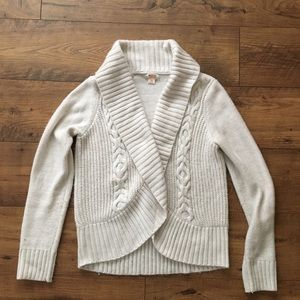 Mission soft and cozy sweater